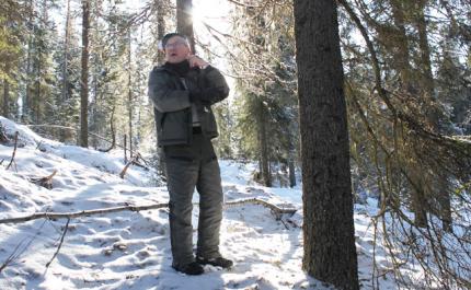 Määräaikainen luonnonsuojelualue muuttui pysyväksi