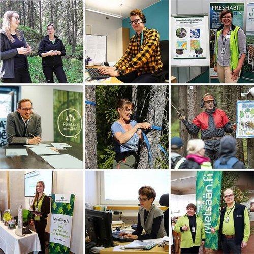@metsakeskus: Huikea juttu: Olemme Metsäkeskuksessa juuri saaneet henkilöstökyselymme tulosten perusteella Suomen innostavimmat työpaikat 2020 -tunnustuksen. Se tarkoittaa, että meillä työskentelee sitoutuneita ja työssään viihtyviä ammattilaisia. 💚 #innostavimmat #metsäkeskus #metsäala #vaintyöjutut #työhyvinvointi