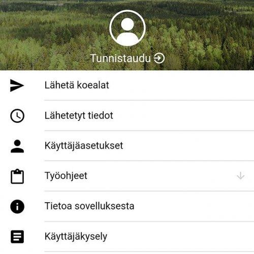 @metsakeskus: Tiesitkö, että Laatumetsä-sovellukseen voit tallentaa tiedot puuston kasvutiheydestä, poistumasta, läpimitasta ja iästä taimikon raivauksen jälkeen ja samalla lähetät helposti tiedot Metsäkeskukseen? Tietojen avulla päivitetään Metsään.fi-palvelussa olevia tietoja. Lue asiakaslehdestämme miten metsänomistaja Jyrki Suojalehto hyödyntää Laatumetsä-sovellusta hoitaessaan metsäänsä -> metsaan-lehti.fi.  Visste du att du kan spara information om utfört skogsarbete i appen Laatumetsä, som du också kan använda på svenska? Informationen skickar du sedan enkelt till Skogscentralen och så uppdateras informationen du ser om skogen i e-tjänsten MinSkog.fi. Läs i vår kundtidning hur skogsägare Jyrki Suojalehto utnyttjar Laatumetsä-appen när han sköter skogen -> minskog-kundtidning.fi.
