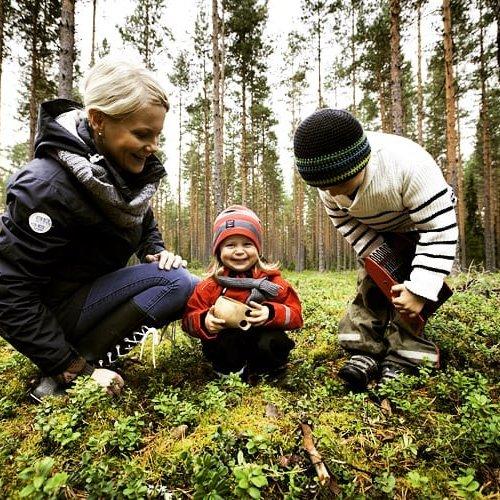@metsakeskus: Hyvää Maailman metsäpäivää! Metsärakkaus syntyy usein jo lapsena. 🌲💚 #metsäpäivä #yk #metsä #forestday